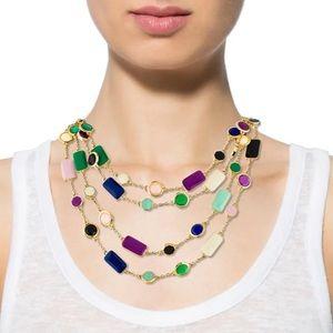 ⭐️ KATE SPADE Enamel Multistrand Necklace ⭐️